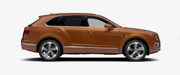 New 2018 Bentley Bentayga Signature for sale Sold at Rolls-Royce Motor Cars Greenwich in Greenwich CT 06830 2