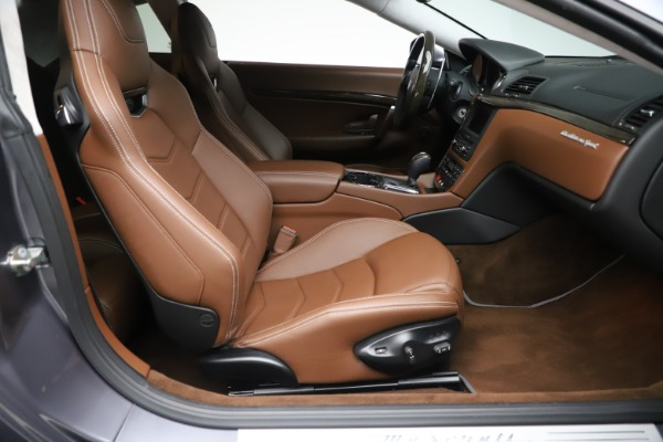 Used 2016 Maserati GranTurismo Sport for sale Sold at Rolls-Royce Motor Cars Greenwich in Greenwich CT 06830 19
