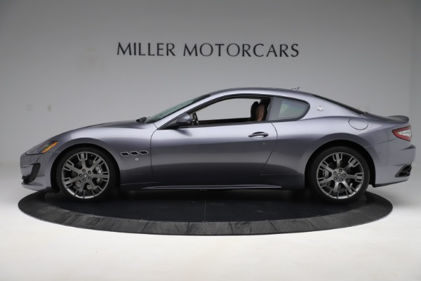 Used 2016 Maserati GranTurismo Sport for sale Sold at Rolls-Royce Motor Cars Greenwich in Greenwich CT 06830 3