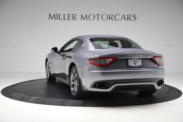 Used 2016 Maserati GranTurismo Sport for sale Sold at Rolls-Royce Motor Cars Greenwich in Greenwich CT 06830 5