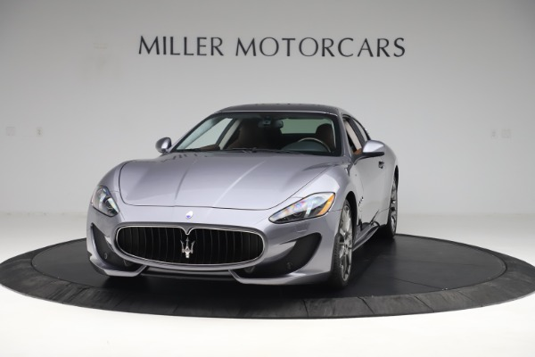 Used 2016 Maserati GranTurismo Sport for sale Sold at Rolls-Royce Motor Cars Greenwich in Greenwich CT 06830 1