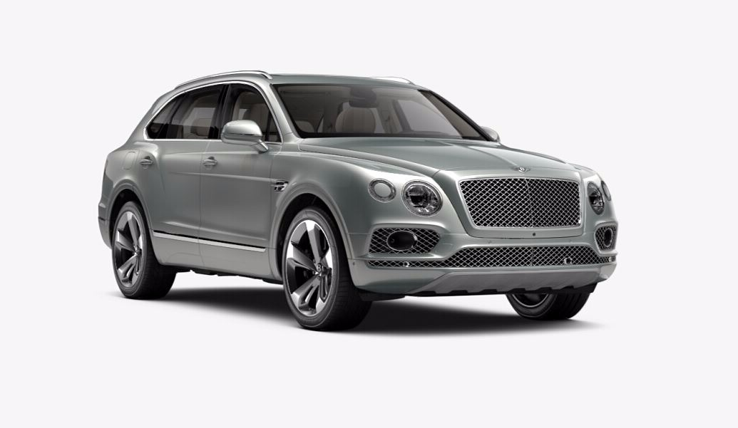 New 2018 Bentley Bentayga Signature for sale Sold at Rolls-Royce Motor Cars Greenwich in Greenwich CT 06830 1