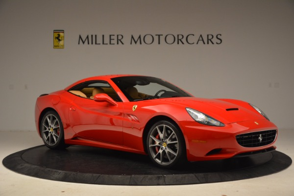 Used 2010 Ferrari California for sale Sold at Rolls-Royce Motor Cars Greenwich in Greenwich CT 06830 22
