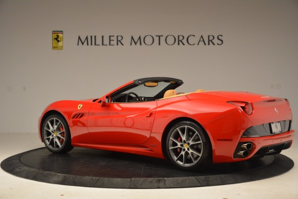 Used 2010 Ferrari California for sale Sold at Rolls-Royce Motor Cars Greenwich in Greenwich CT 06830 4