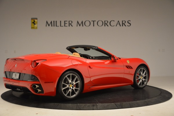 Used 2010 Ferrari California for sale Sold at Rolls-Royce Motor Cars Greenwich in Greenwich CT 06830 8