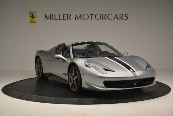 Used 2015 Ferrari 458 Spider for sale Sold at Rolls-Royce Motor Cars Greenwich in Greenwich CT 06830 11