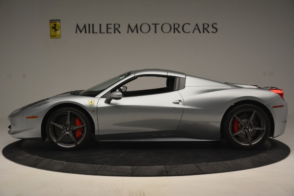 Used 2015 Ferrari 458 Spider for sale Sold at Rolls-Royce Motor Cars Greenwich in Greenwich CT 06830 14