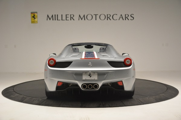 Used 2015 Ferrari 458 Spider for sale Sold at Rolls-Royce Motor Cars Greenwich in Greenwich CT 06830 6