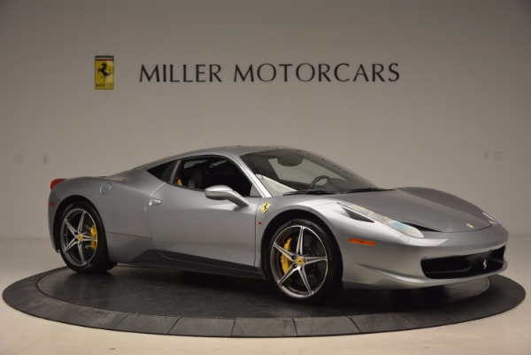 Used 2014 Ferrari 458 Italia for sale Sold at Rolls-Royce Motor Cars Greenwich in Greenwich CT 06830 10