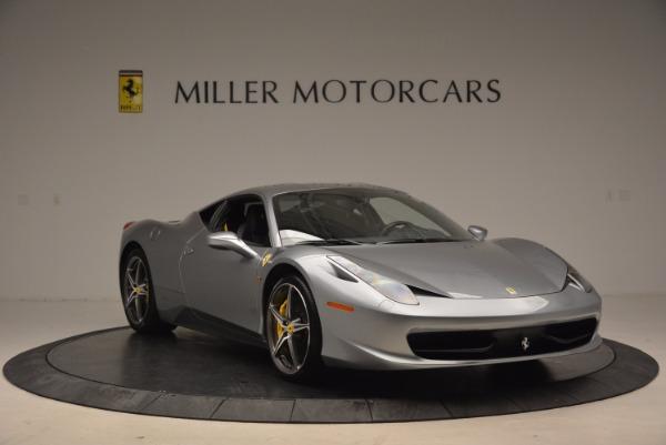 Used 2014 Ferrari 458 Italia for sale Sold at Rolls-Royce Motor Cars Greenwich in Greenwich CT 06830 11