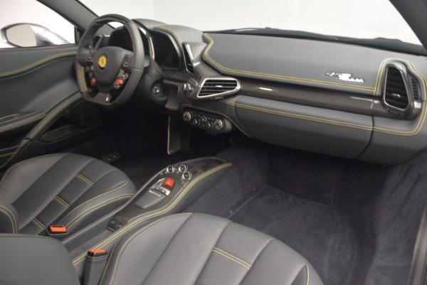 Used 2014 Ferrari 458 Italia for sale Sold at Rolls-Royce Motor Cars Greenwich in Greenwich CT 06830 17