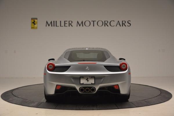 Used 2014 Ferrari 458 Italia for sale Sold at Rolls-Royce Motor Cars Greenwich in Greenwich CT 06830 6