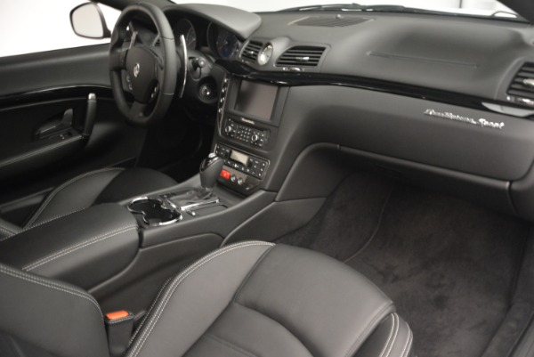 New 2016 Maserati GranTurismo Sport for sale Sold at Rolls-Royce Motor Cars Greenwich in Greenwich CT 06830 13