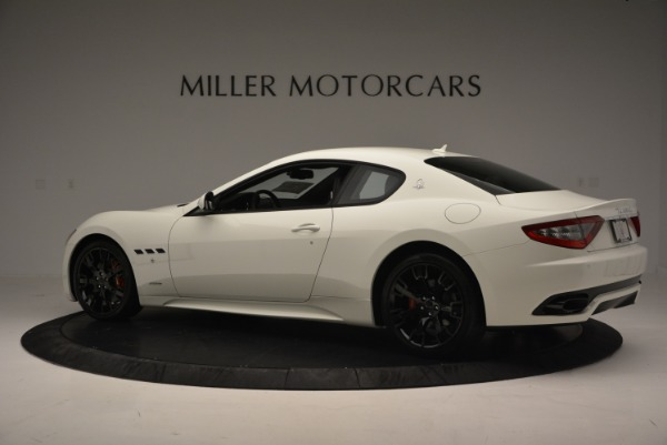 New 2016 Maserati GranTurismo Sport for sale Sold at Rolls-Royce Motor Cars Greenwich in Greenwich CT 06830 3