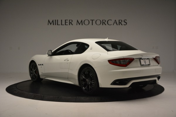 New 2016 Maserati GranTurismo Sport for sale Sold at Rolls-Royce Motor Cars Greenwich in Greenwich CT 06830 4