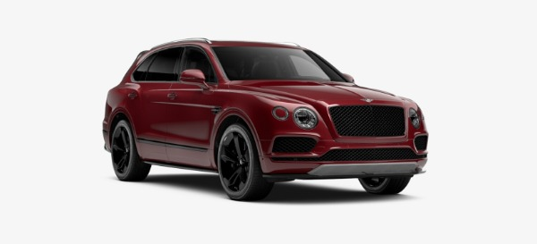 New 2018 Bentley Bentayga Black Edition for sale Sold at Rolls-Royce Motor Cars Greenwich in Greenwich CT 06830 1