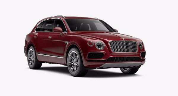 New 2018 Bentley Bentayga Activity Edition-Now with seating for 7!!! for sale Sold at Rolls-Royce Motor Cars Greenwich in Greenwich CT 06830 1