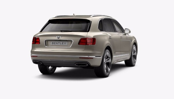 New 2018 Bentley Bentayga Onyx for sale Sold at Rolls-Royce Motor Cars Greenwich in Greenwich CT 06830 3