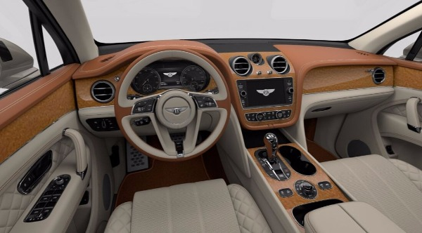 New 2018 Bentley Bentayga Onyx for sale Sold at Rolls-Royce Motor Cars Greenwich in Greenwich CT 06830 6