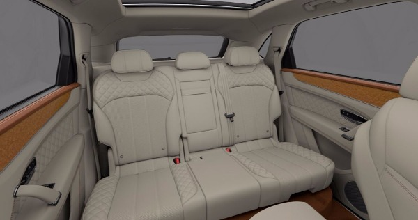 New 2018 Bentley Bentayga Onyx for sale Sold at Rolls-Royce Motor Cars Greenwich in Greenwich CT 06830 9