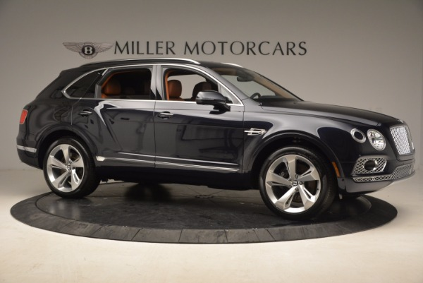 Used 2018 Bentley Bentayga W12 Signature for sale Call for price at Rolls-Royce Motor Cars Greenwich in Greenwich CT 06830 10