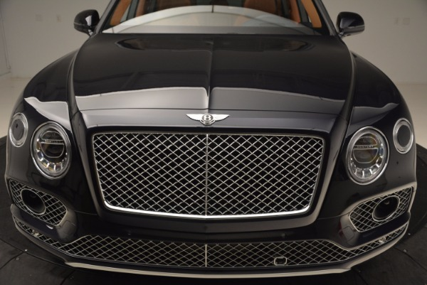 Used 2018 Bentley Bentayga W12 Signature for sale Call for price at Rolls-Royce Motor Cars Greenwich in Greenwich CT 06830 13