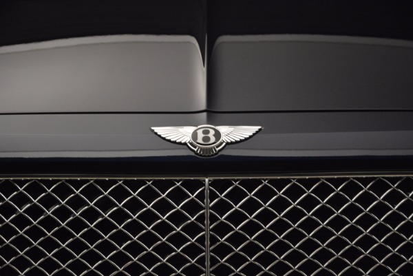 Used 2018 Bentley Bentayga W12 Signature for sale Call for price at Rolls-Royce Motor Cars Greenwich in Greenwich CT 06830 14