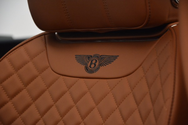 New 2018 Bentley Bentayga Signature for sale Sold at Rolls-Royce Motor Cars Greenwich in Greenwich CT 06830 25