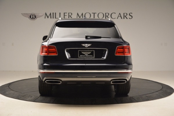 Used 2018 Bentley Bentayga W12 Signature for sale Call for price at Rolls-Royce Motor Cars Greenwich in Greenwich CT 06830 6