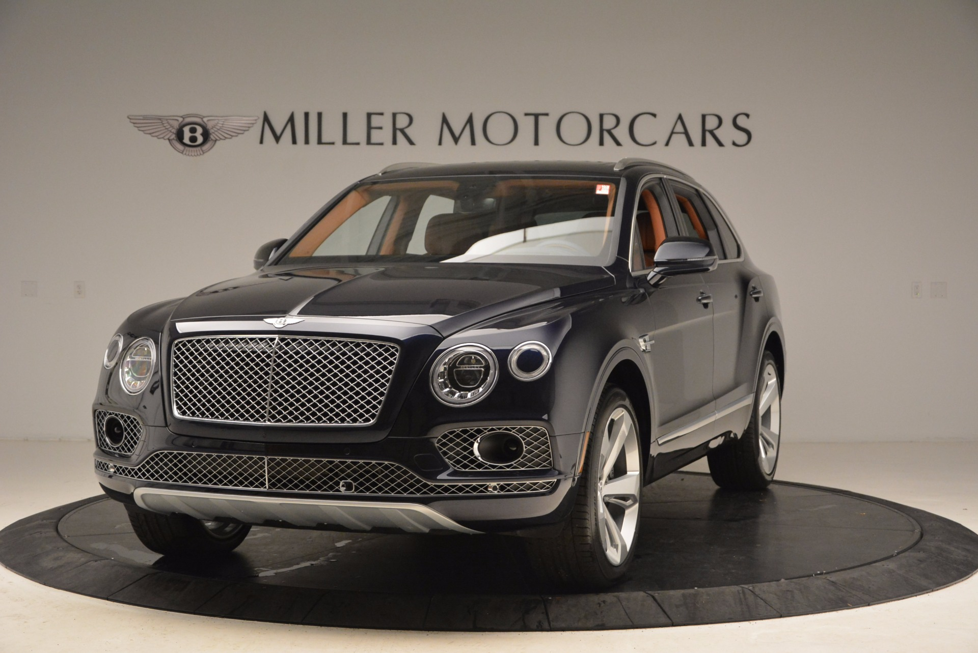 Used 2018 Bentley Bentayga W12 Signature for sale Call for price at Rolls-Royce Motor Cars Greenwich in Greenwich CT 06830 1