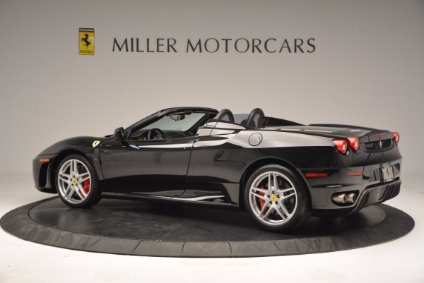 Used 2008 Ferrari F430 Spider for sale Sold at Rolls-Royce Motor Cars Greenwich in Greenwich CT 06830 4