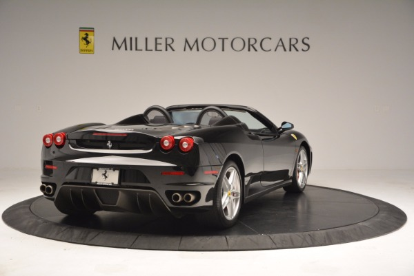 Used 2008 Ferrari F430 Spider for sale Sold at Rolls-Royce Motor Cars Greenwich in Greenwich CT 06830 7