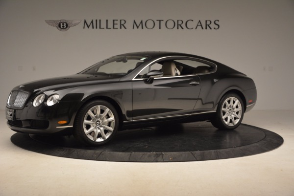 Used 2005 Bentley Continental GT W12 for sale Sold at Rolls-Royce Motor Cars Greenwich in Greenwich CT 06830 2