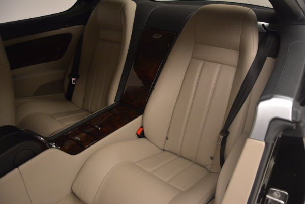 Used 2005 Bentley Continental GT W12 for sale Sold at Rolls-Royce Motor Cars Greenwich in Greenwich CT 06830 22