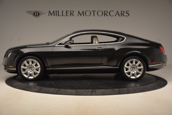 Used 2005 Bentley Continental GT W12 for sale Sold at Rolls-Royce Motor Cars Greenwich in Greenwich CT 06830 3