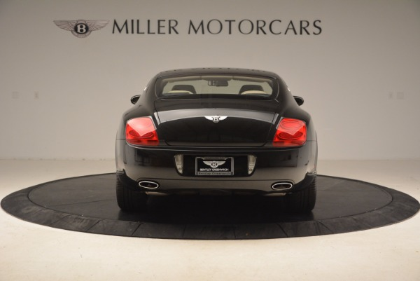 Used 2005 Bentley Continental GT W12 for sale Sold at Rolls-Royce Motor Cars Greenwich in Greenwich CT 06830 6