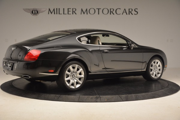 Used 2005 Bentley Continental GT W12 for sale Sold at Rolls-Royce Motor Cars Greenwich in Greenwich CT 06830 8