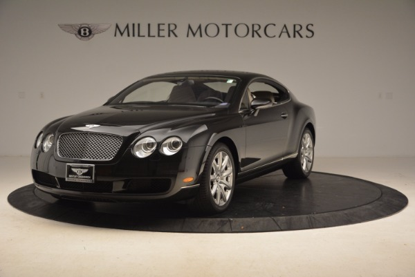 Used 2005 Bentley Continental GT W12 for sale Sold at Rolls-Royce Motor Cars Greenwich in Greenwich CT 06830 1