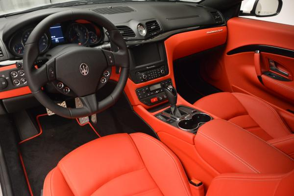 New 2017 Maserati GranTurismo Sport for sale Sold at Rolls-Royce Motor Cars Greenwich in Greenwich CT 06830 13