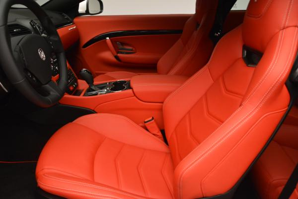 New 2017 Maserati GranTurismo Sport for sale Sold at Rolls-Royce Motor Cars Greenwich in Greenwich CT 06830 14
