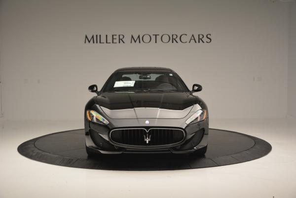 New 2016 Maserati GranTurismo Sport for sale Sold at Rolls-Royce Motor Cars Greenwich in Greenwich CT 06830 10