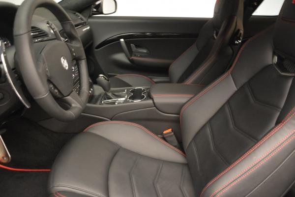 New 2016 Maserati GranTurismo Sport for sale Sold at Rolls-Royce Motor Cars Greenwich in Greenwich CT 06830 12