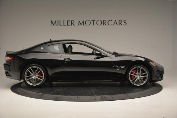 New 2016 Maserati GranTurismo Sport for sale Sold at Rolls-Royce Motor Cars Greenwich in Greenwich CT 06830 8