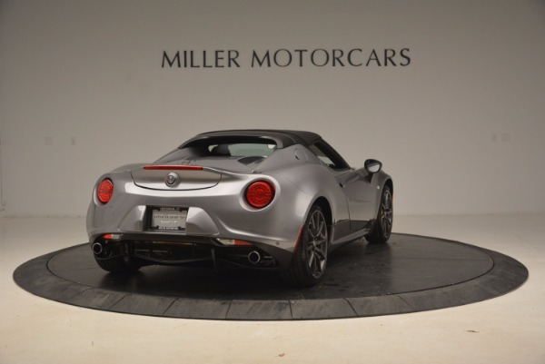 New 2018 Alfa Romeo 4C Spider for sale Sold at Rolls-Royce Motor Cars Greenwich in Greenwich CT 06830 13