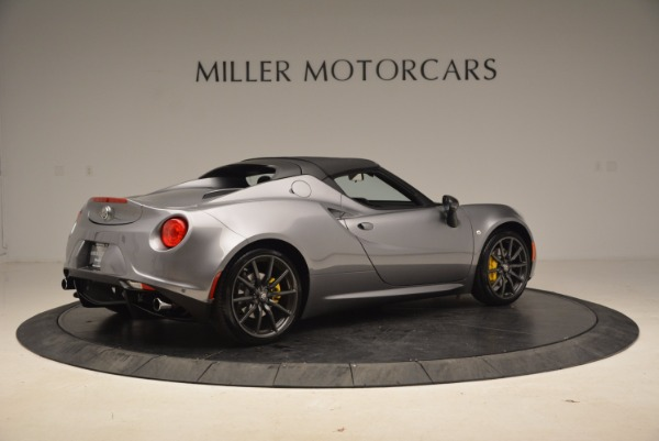 New 2018 Alfa Romeo 4C Spider for sale Sold at Rolls-Royce Motor Cars Greenwich in Greenwich CT 06830 15