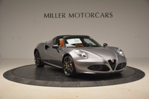 New 2018 Alfa Romeo 4C Spider for sale Sold at Rolls-Royce Motor Cars Greenwich in Greenwich CT 06830 20