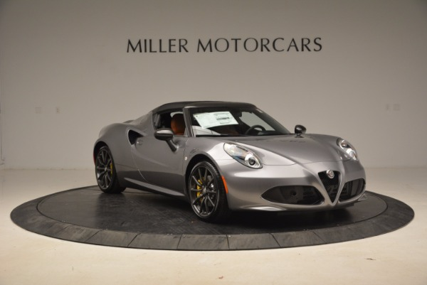 New 2018 Alfa Romeo 4C Spider for sale Sold at Rolls-Royce Motor Cars Greenwich in Greenwich CT 06830 21