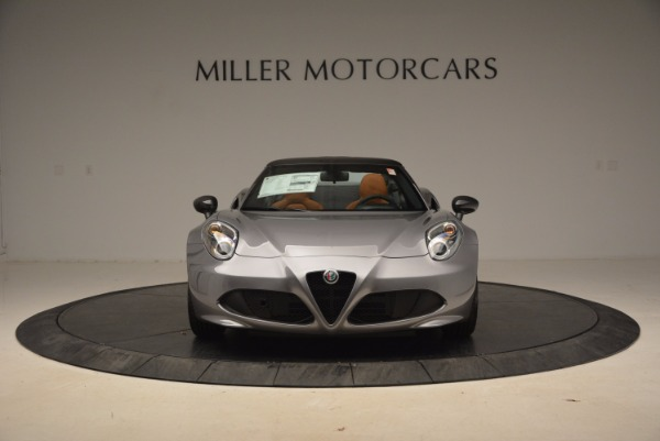 New 2018 Alfa Romeo 4C Spider for sale Sold at Rolls-Royce Motor Cars Greenwich in Greenwich CT 06830 23