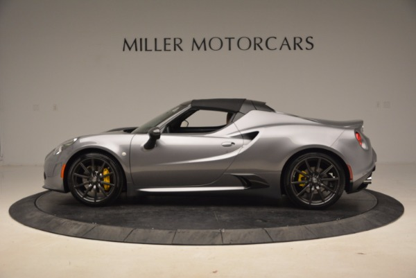 New 2018 Alfa Romeo 4C Spider for sale Sold at Rolls-Royce Motor Cars Greenwich in Greenwich CT 06830 6