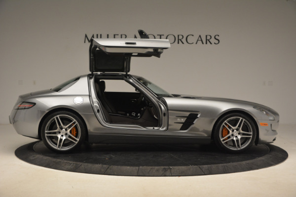 Used 2014 Mercedes-Benz SLS AMG GT for sale Sold at Rolls-Royce Motor Cars Greenwich in Greenwich CT 06830 12